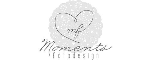 Moments – Liebe und Erinnerung dauern ewig. logo